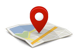 map red pin